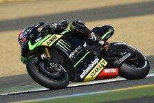 MotoGP - Turbulenter Freitag für Smith: Sturz und Platz 1