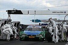 DTM - Augusto Farfus rettet Platz 5 für BMW