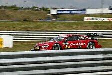 DTM - Strafe: Molina verliert die Pole Position