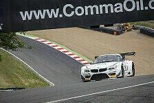 Blancpain GT Serien - Zanardi: Startplatz sechs in Brands Hatch
