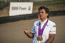 Blancpain GT Serien - Alex Zanardi zurück in Brands Hatch