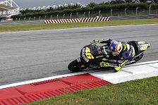MotoGP - Rossi: Wir wissen, dass die neue M1 besser ist