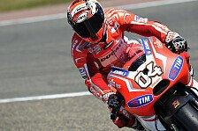 Pirro: Ohne Winglets Schwerstarbeit für Ducati-Piloten