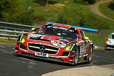 24 h Nürburgring - Car Collection: Top-30 das Ziel