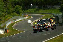 24 h Nürburgring - Dennis Rostek fährt für Walkenhorst