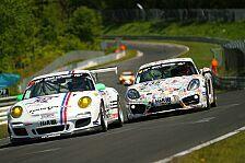 VLN - Huber Motorsport bereit für den Endspurt