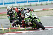 Superbike - Kawasaki-Duo will Double wiederholen