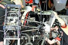 Formel 1 - Nick Chester: FRIC-Verbot schmerzt noch immer