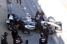 Formel 1 - McLaren klebt an Henkel-Produkten