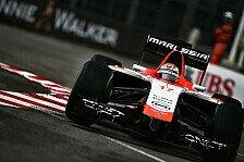 Formel 1 - Philipps Highlight 2014: Bianchi punktet in Monaco