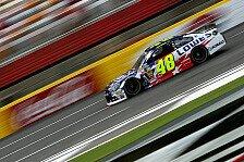 NASCAR - Johnson gewinnt erneut in Charlotte