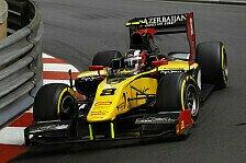 GP2 - Start-Ziel-Sieg für Stephane Richelmi