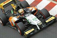 GP2 - Hilmer Motorsport in Monaco vom Pech verfolgt