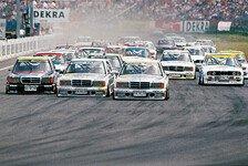 Tourenwagen Classics Nürburgring: Wolff, Ludwig, Danner am Start