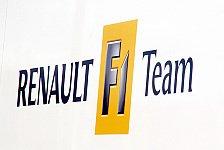 Formel 1 - Hoher Besuch in Viry