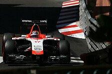Formel 1 - Bianchi jubelt: Erste Punkte für Marussia