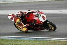 MotoGP - Arne Tode ist Deutscher Meister in der IDM Supersport