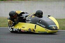 MotoGP - Schlosser/Wagner gewinnen den Meistertitel der IDM Sidecars