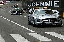Formel 1 - Renn-Analyse: Darum meckerte Hamilton
