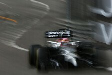 Formel 1 - Blog - Großbaustelle McLaren