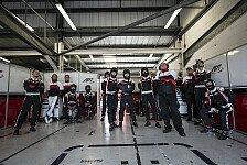 Blancpain GT Serien - Ferrari-Bestzeit beim Warm-Up in Spa