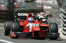 GP2 - Rene Binder diesmal glücklos im Autoroulette