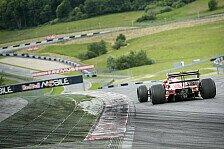Formel 1 - Österreich GP: Das Programm des Rennwochenendes