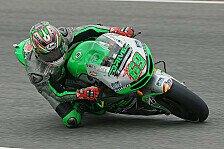 MotoGP - Hayden beißt auf die Zähne, Abraham zerläuft