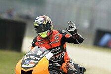 MotoGP - Edwards fährt nur noch vier Rennen