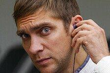 DTM - Vitaly Petrov: Einfach mag ich es sowieso nicht