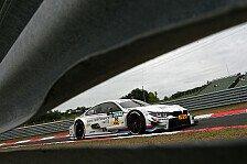 DTM - Reifen & Gewichte: Alle Details zum 3. Lauf