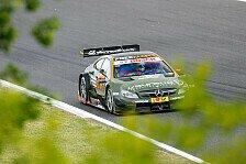 DTM - Wickens und Mercedes verpassen Punkte knapp