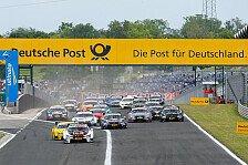 DTM - Reifen & Gewichte 2014 im Überblick