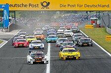 DTM - DTM-Kalender 2015 umfasst 18 Rennen