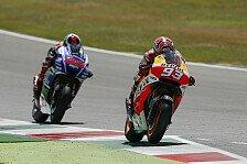 MotoGP - Irre! Lorenzo schlägt Marquez auf letzten Metern