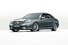 Auto - Carlsson veredelt die neue E-Klasse