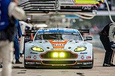 24 h von Le Mans - Einer weniger: Bamboo-Aston zu stark demoliert
