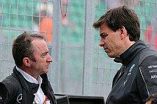 Formel 1 - Wolff: Alleinherrscher haben ausgedient