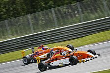 ADAC Formel Masters - Mit guten Resultaten in die Winterpause