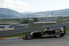 Formel 3 Cup - Knappe Doppel-Pole für Markus Pommer