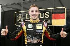Formel 3 Cup - Weitere Siegerpunkte für Markus Pommer