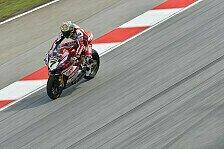 Superbike - Ducati brennt auf Heimrennen