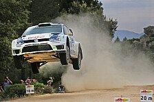 WRC - Bilder: Rallye Italien-Sardinien - Tag 2