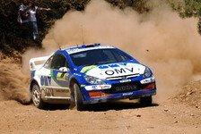 WRC - OMV Peugeot Norway WRT zieht zufrieden Halbzeitbilanz