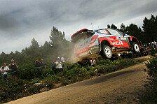 WRC - Hyundai: In Polen volle Kraft voraus
