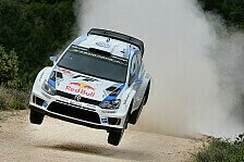 WRC - Führungswechsel auf Sardinien