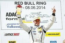 ADAC Formel Masters - Mikkel Jensen: Formel 1 als Traum