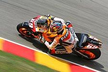 MotoGP - Rennen MotoGP: Nicky Haydens erster Sieg in Europa