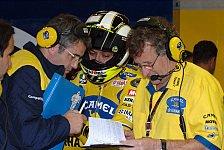 MotoGP - Valentino Rossi kann endlich normal arbeiten