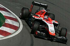 Formel 1 - Worst Case für Marussia